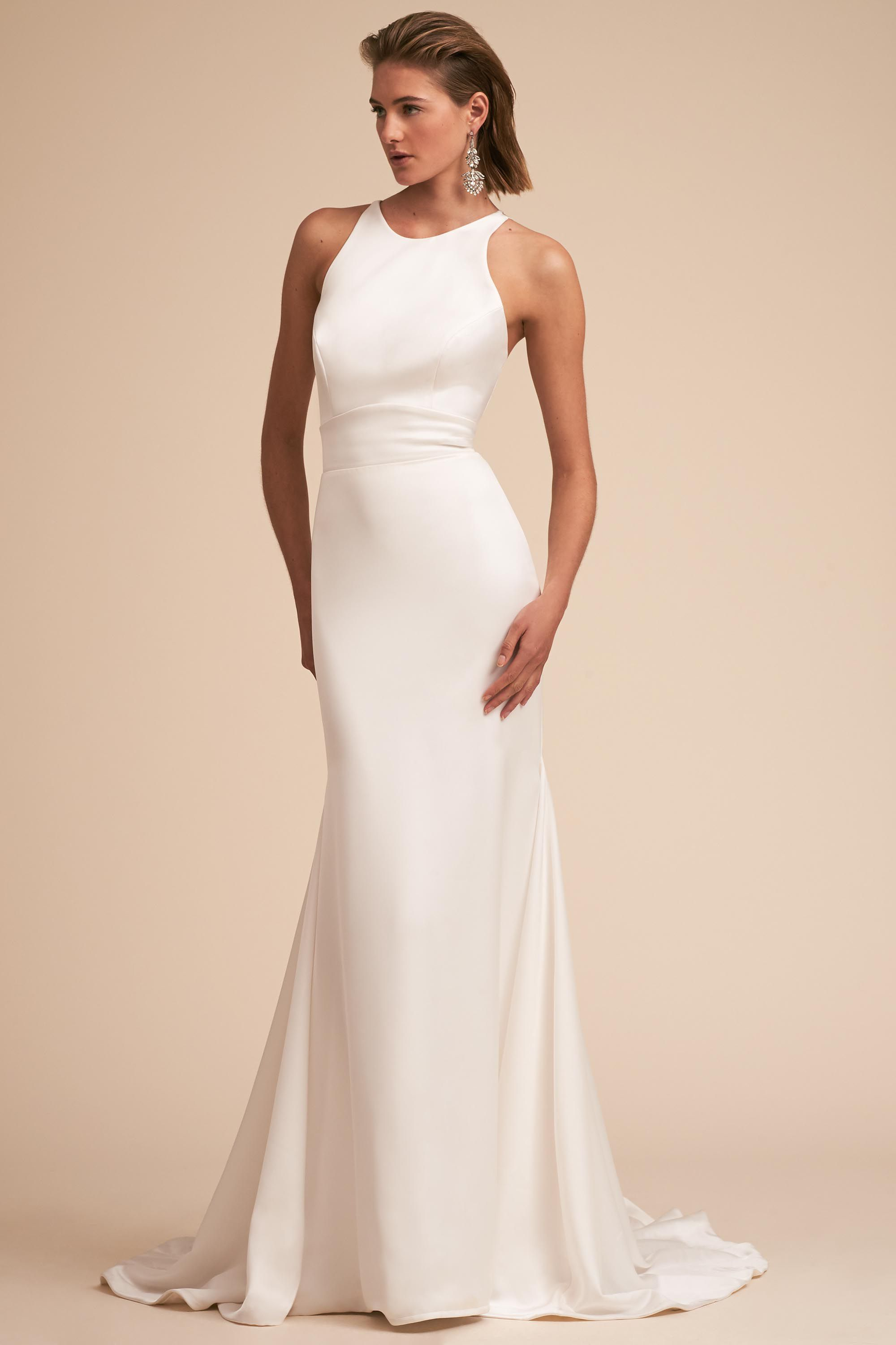 a3d26bf148cc BHLDN's Whispers & Echoes Loretta Gown in Ivory in 2019 | Dressing ...