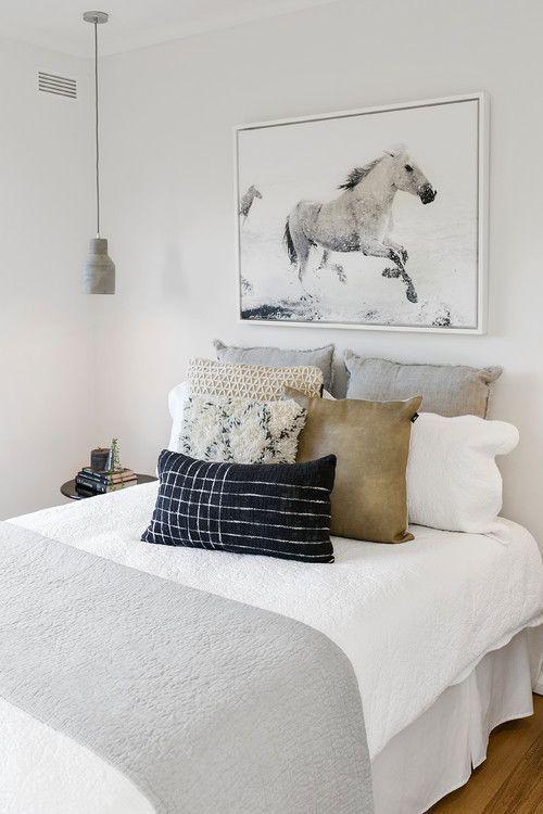 Modern Scandinavian Farmhouse Style Bedrooms – Pickled Barrel