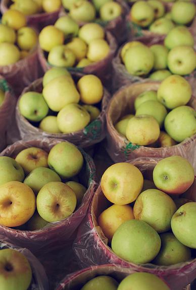 Il miglior buongiorno è alle mele! <3