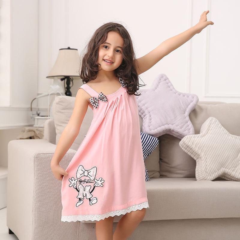 Baby Girl Christmas Nightgown