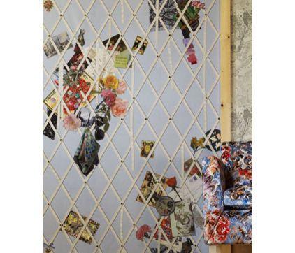 Air de paris (lacroix) eclectic wallpaper by Designers Guild ...