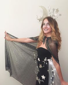 Sonne, Mond & Sterne Kostüm selber machen: DIY | maskerix.de