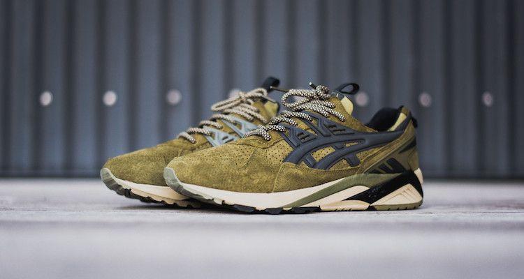sports shoes 9d6b0 21cf7 Footpatrol x ASICS Gel Kayano | Kicks | Asics, Trainers ...