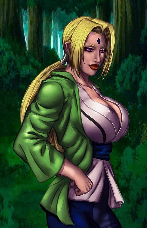 Pin by Lanie Hasemeyer on Tsunade Senju (With images