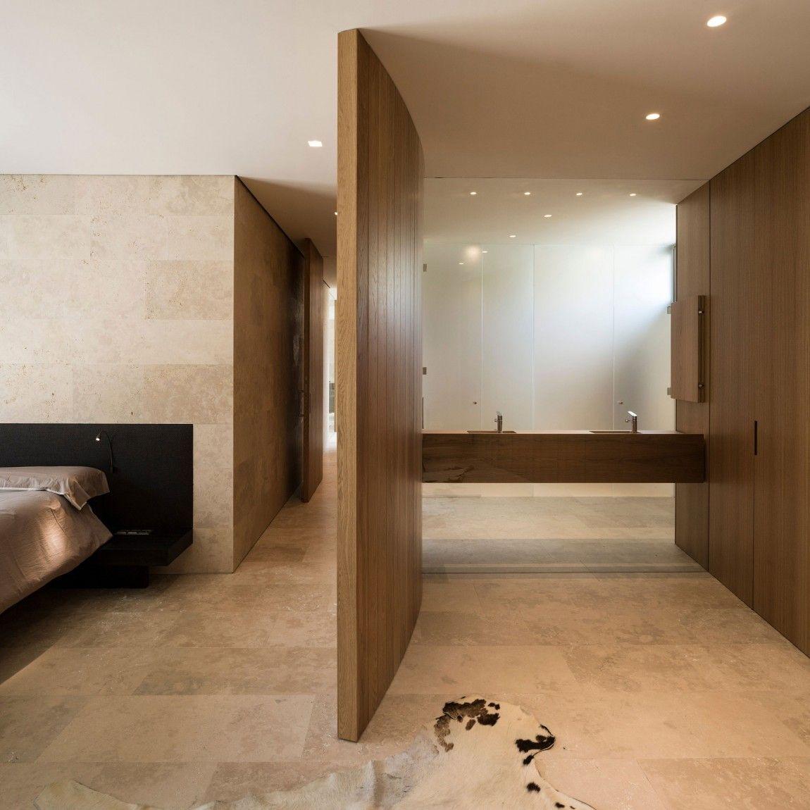 10*10 bedroom interior vivienda en son vida by negre studio u rambla    bedroom