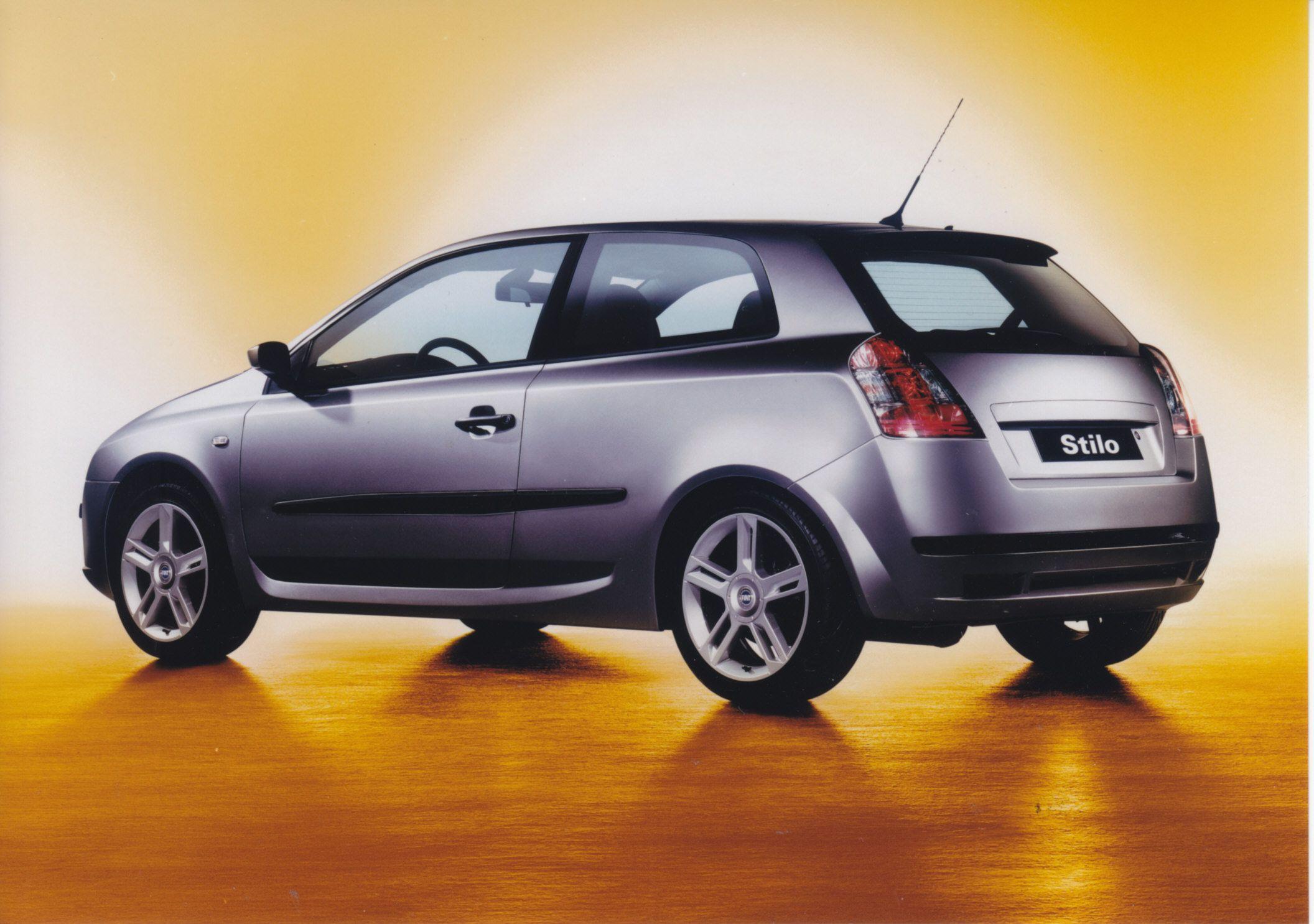 Fiat stilo 2 door hatchback