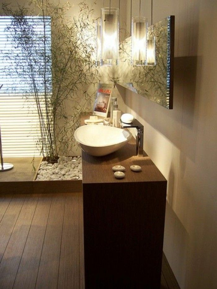 Quelle couleur salle de bain choisir 52 astuces en photos for Couleur salle de bain zen