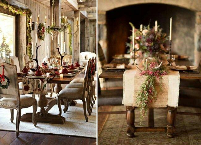 Tres tendencias clave definen la Navidad 2016 2017: estilo nórdico, colorido, y opulento.
