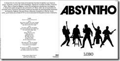 Vinil Campina: Absyntho – 1985 – Lobo – Compacto Simples