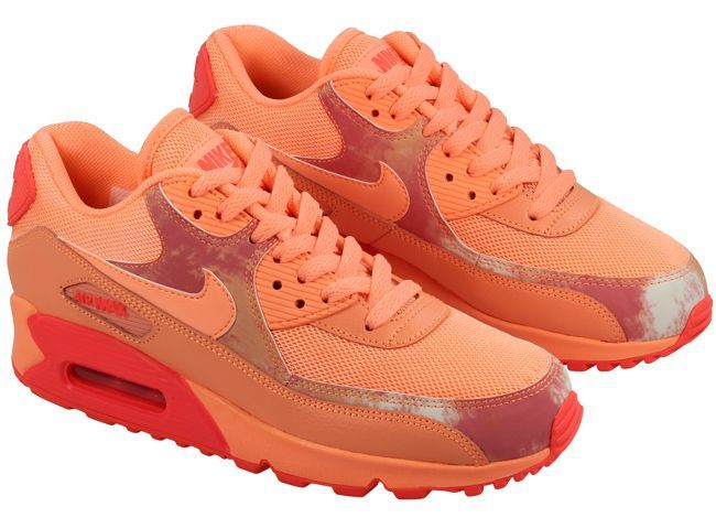 air max 90 print sunset glow