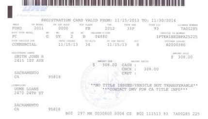Vehicle Registration Ca >> We Can Take Care Of Your Vehicle Registration Vehicle