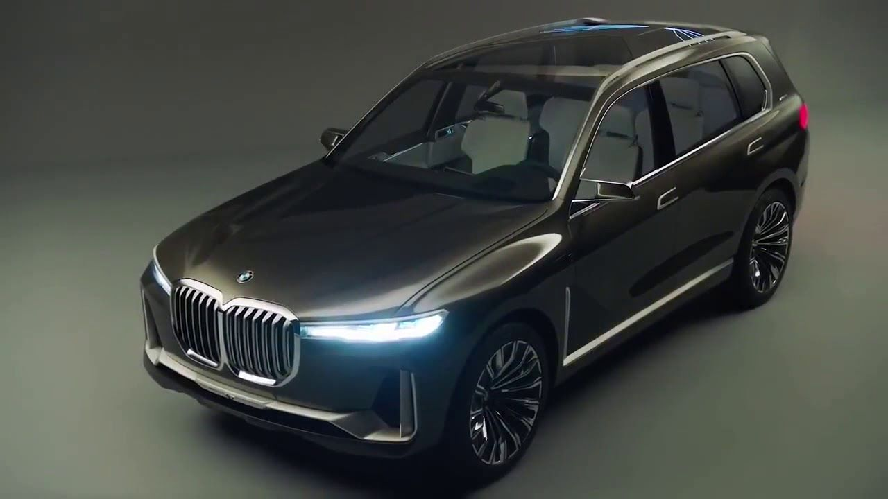 2019 Bmw X7 Suv Super Luxury Vs Mercedes Gls Vs Audi Q8 Competitor Bmw Bmw X7 Best Compact Suv