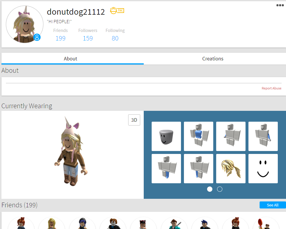 my roblox account | ROBLOX | Profile, Accounting