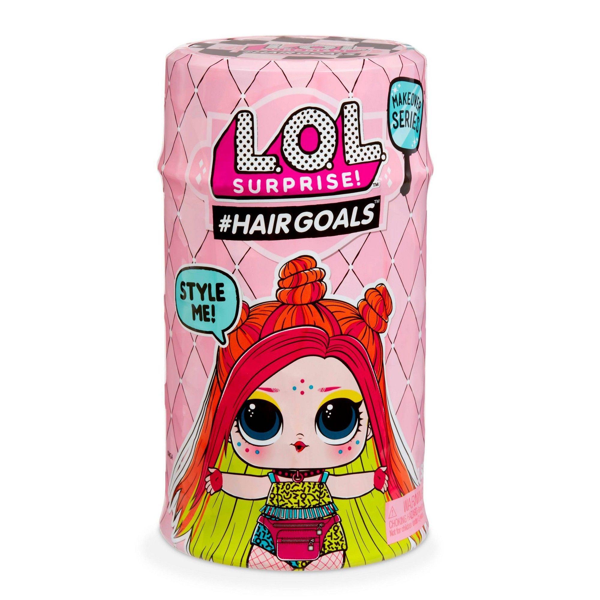 LOL Surprise #Hairgoals  Makeover Series Series 5 WAVE 2 Big  Doll 1 2 3 5 6