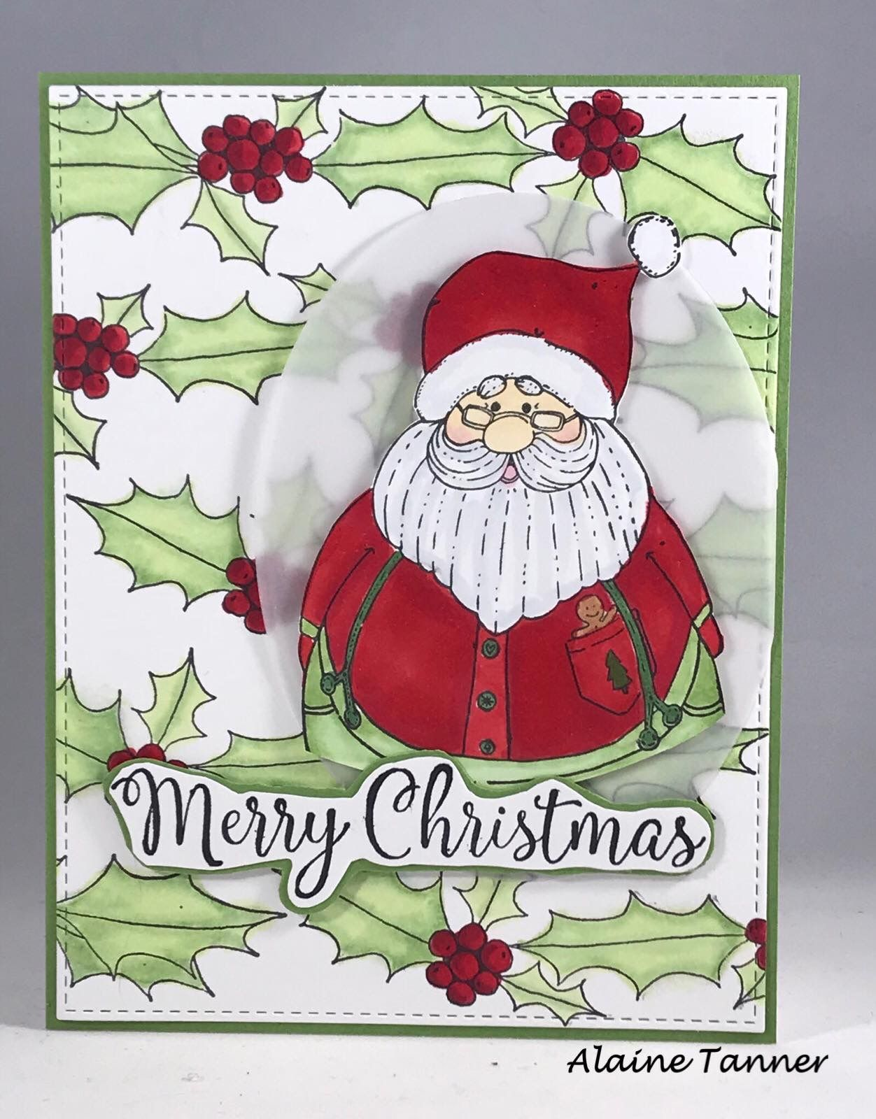 Pin by Iris Dottery Burelli on Cards Christmas