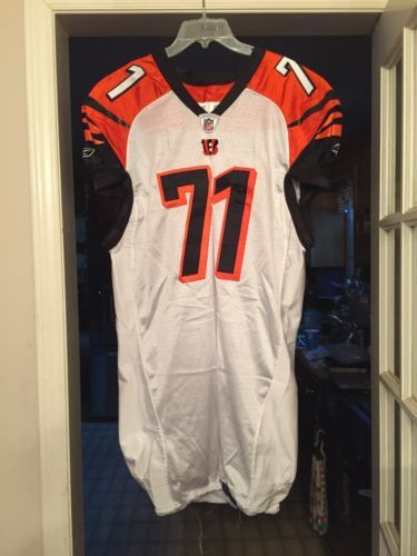 Cincinnati Bengals Andre Smith Game Issued/worn No. 71 Jersey Offensive Tackle https://t.co/Dq3a4VuDLN https://t.co/DnFH0iZNa9