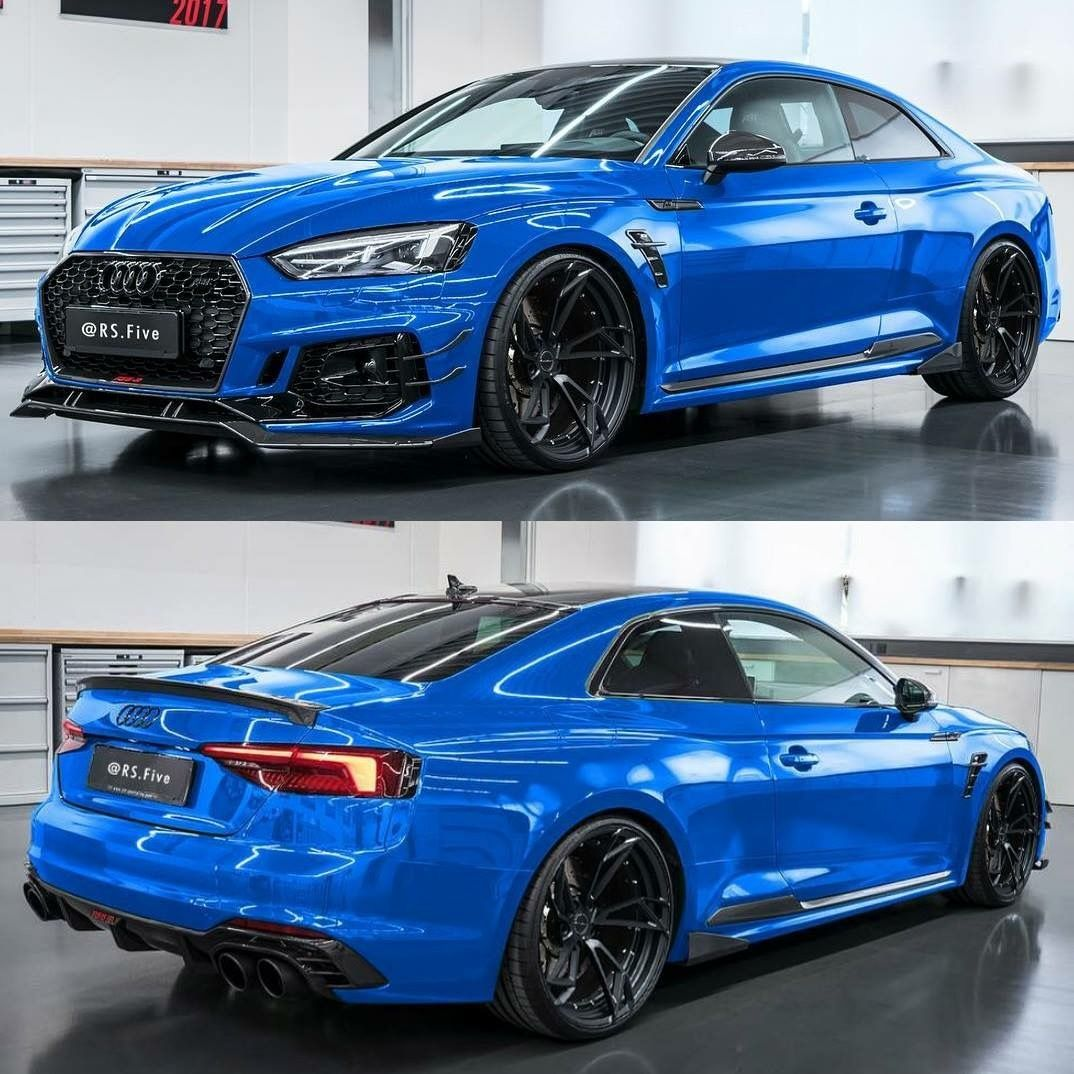 New Abt Audi Rs5 In Nogaro Blue By Rsfive Audituningcult S5 Fuse Box