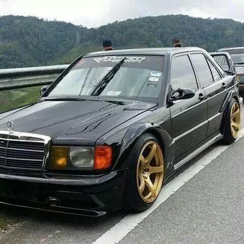 DTM Evo Style 190 beast! | Do Autos | Mercedes benz 190, Mercedes