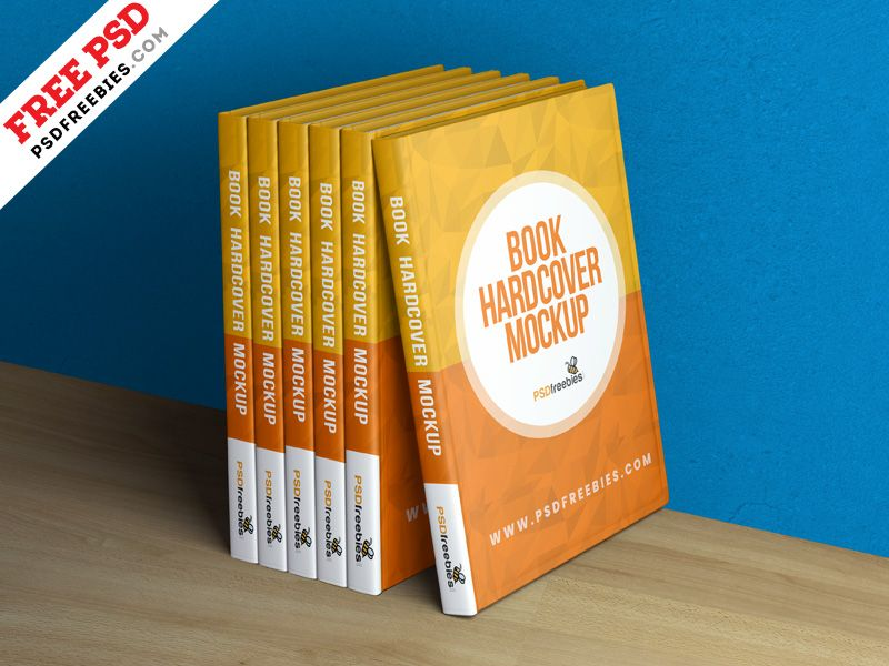 Download Book Mockup 6x9 Yellowimages