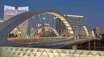 West 7th Street Bridge – Fort Worth, Texas [PCA's Fourteenth Biennial Bridge Awards Competition]