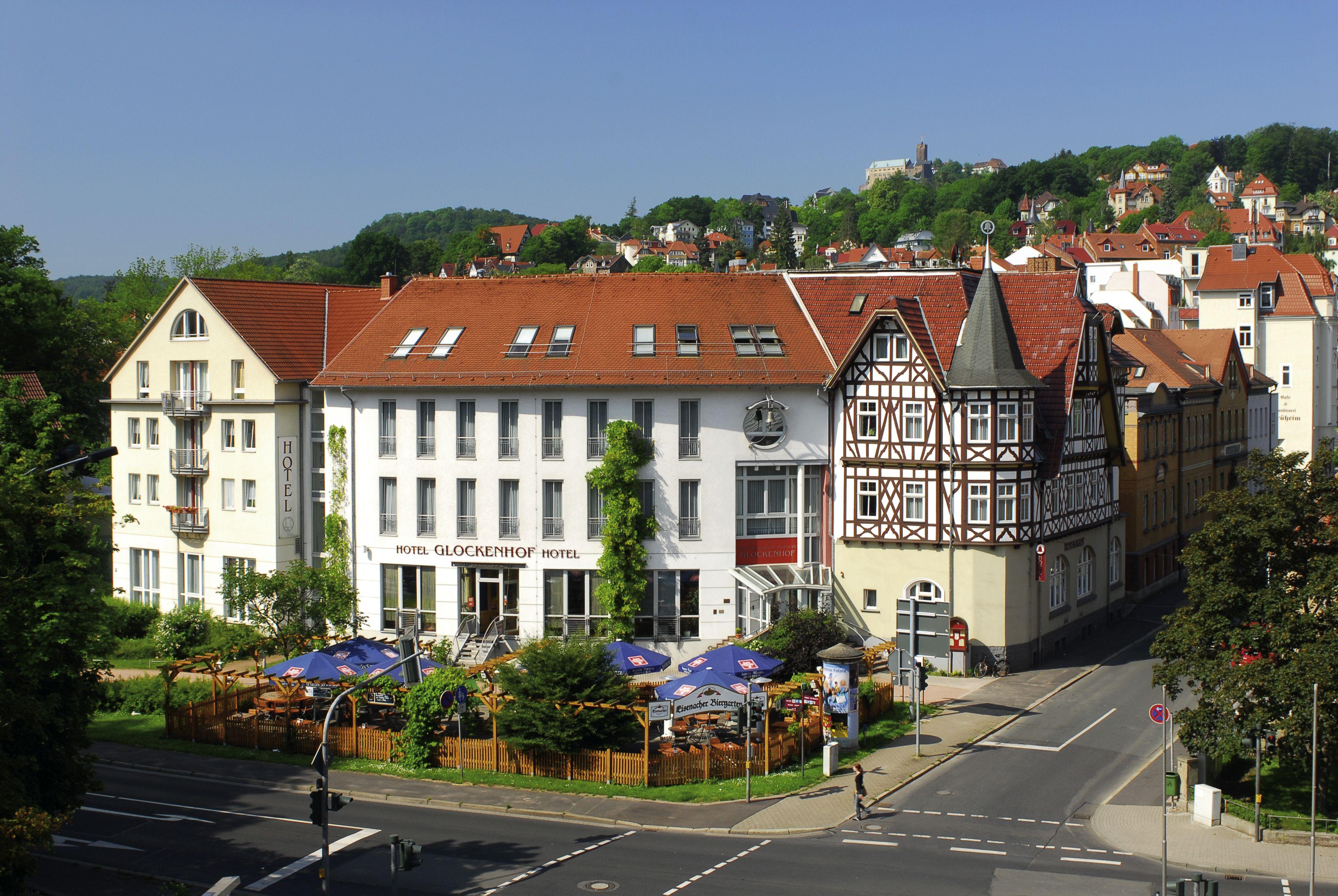 Glockenhof, Eisenach, Thüringen, Germany
