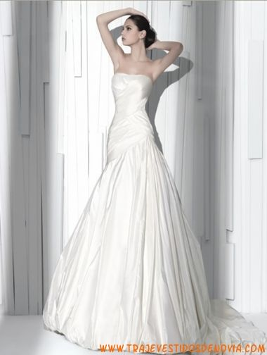 016 vestido de novia manu alvarez | vestidos de novia en figueres