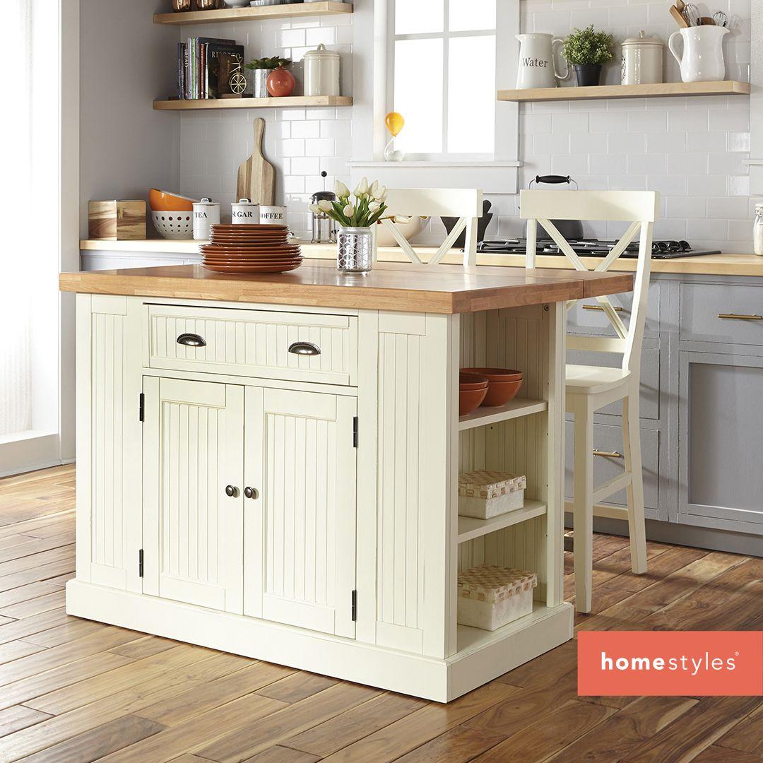 Homestyles Nantucket Classic Coastal In 2021 Kitchen Design Kitchen Remodel Portable Kitchen Island Home styles kitchen island