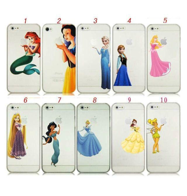 cover iphone 5s disney princess