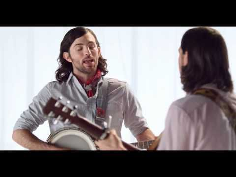 "The Avett Brothers ""Fit For Originals"" Gap Be Bright Fall 2012 :30"