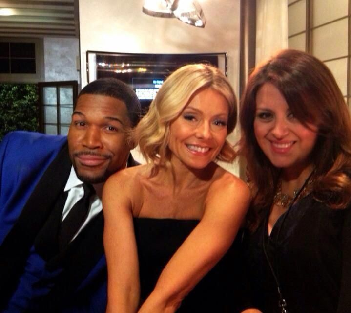 Fun Times With Michael Strahan, Kelly Ripa & @ABC30 Action