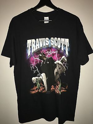 f33554fb9caa Travis Scott Pen&Pixel T-shirt RODEO MADNESS Tour Merch Black Sz S to 2XL  in Clothing, Shoes & Accessories, Men's Clothing, T-Shirts | eBay