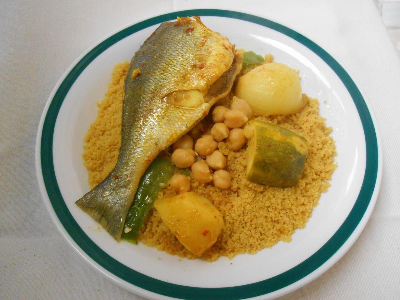 Couscous au poisson cuisine tunisienne recette - Cuisine tunisienne poisson ...