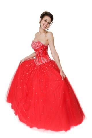 Poofy dresses for prom