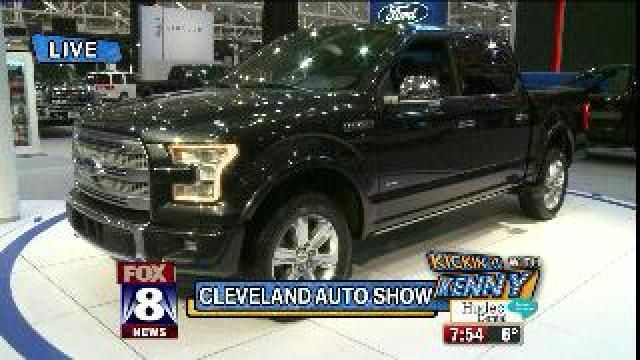 Get your engines ready check out a sneak peek of the cleveland get your engines ready check out a sneak peek of the cleveland auto show sciox Choice Image