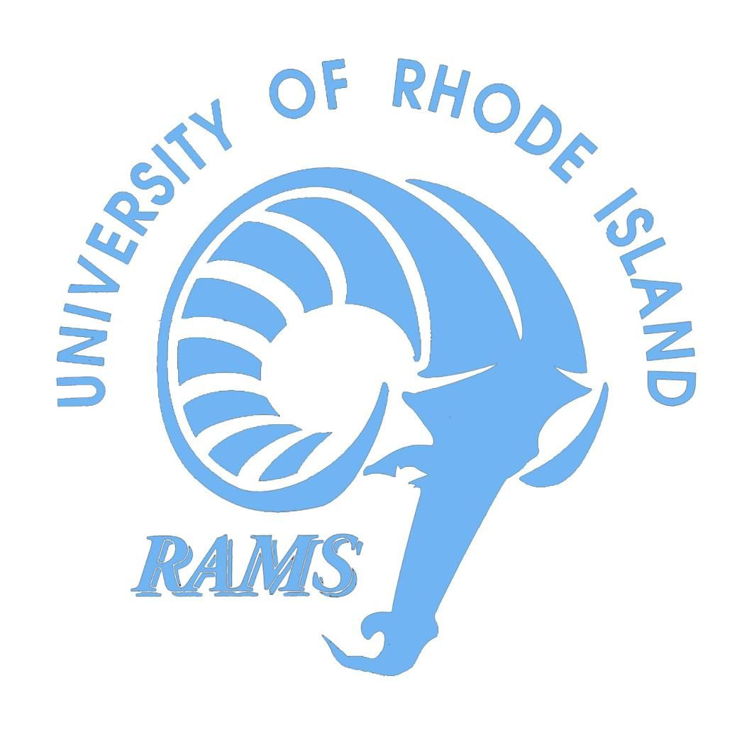 Rhode Island Rams | FCS Logos | Pinterest | Rhode island and Islands