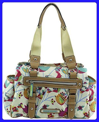 fc7454f613 Lily Bloom Triple Section Landon Satchel One Size Tweety Twig - Shoulder  bags (*Amazon Partner-Link)