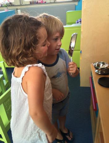 Spiegeltje, spiegeltje in de hand!