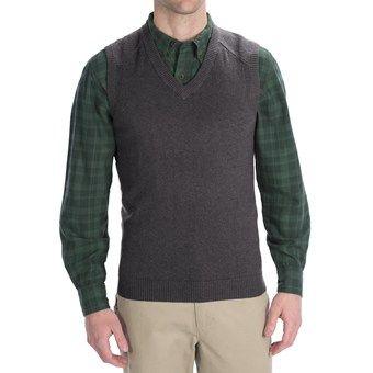 Woolrich Departure Sweater Vest (For Men)