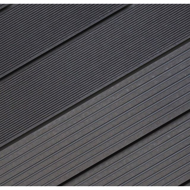 Nature Wood Grain And Texture Of Plastic Composite Decking Shanghaiwpc