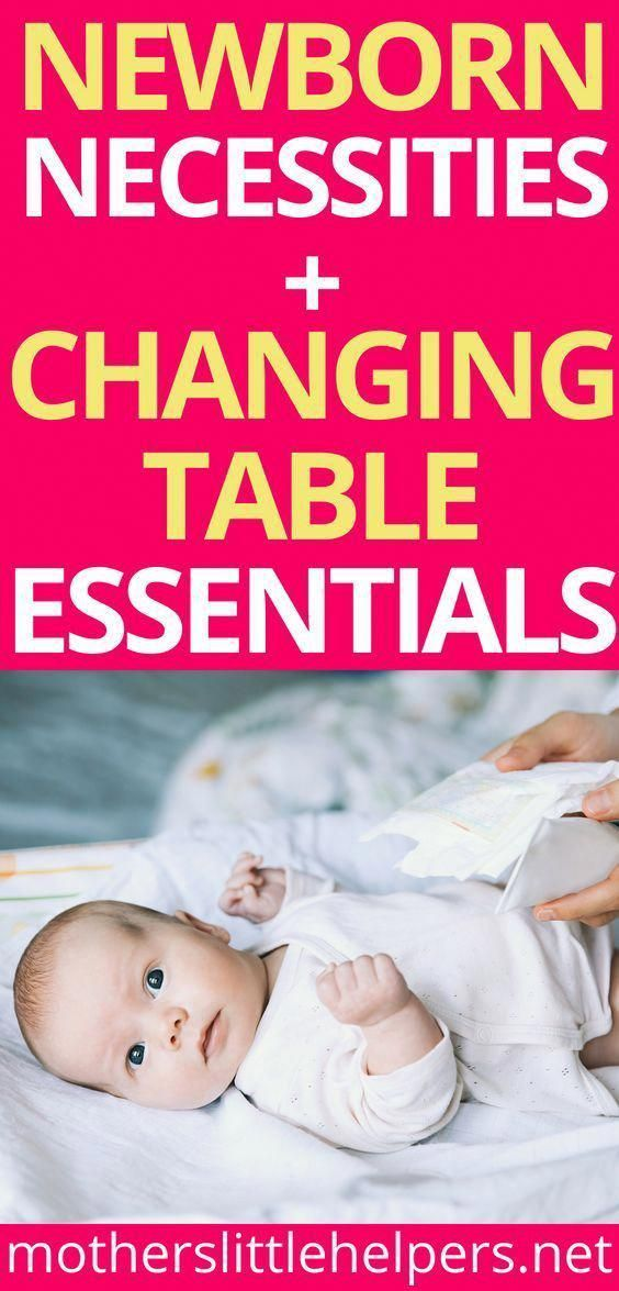 The Most Important Items You Need for Diapering Your ...