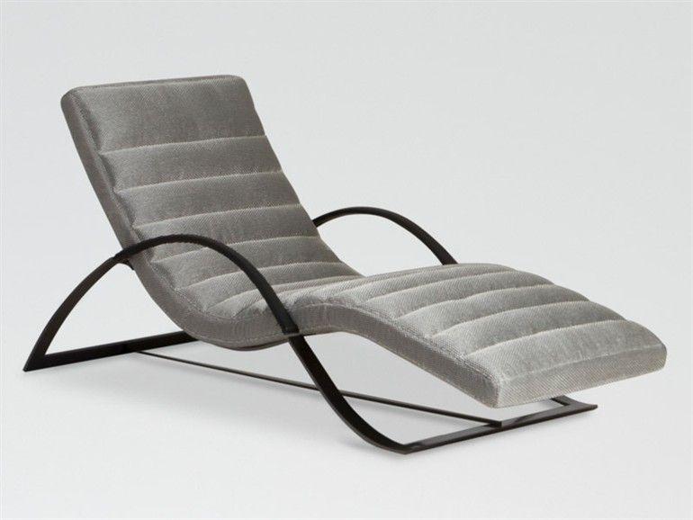 Armani Casa Bernini Chaise Lounge