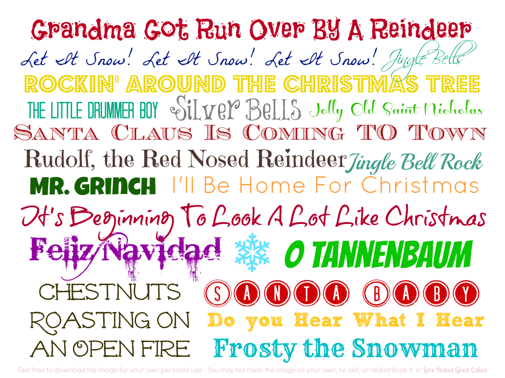 Christmas printables (8x10) | Christmas printables, Colors and X...