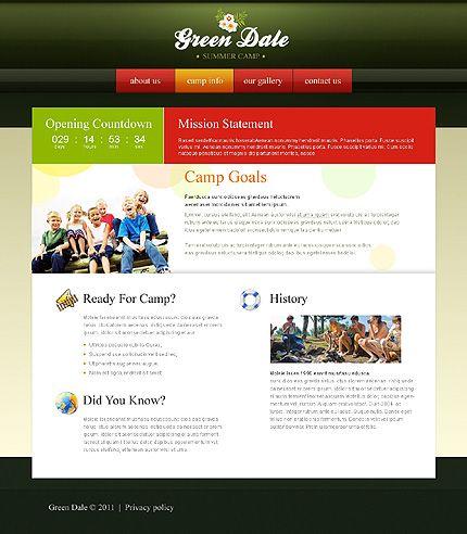 hoa website templates