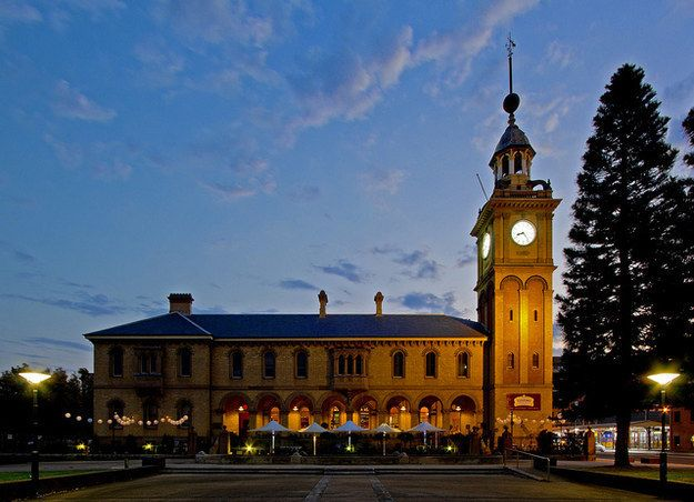 Customs House | 28 Reasons To Visit Newcastle, NSW