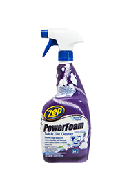 Powerfoam Tub Tile Cleaner Delivers A Sparkling Clean Shower