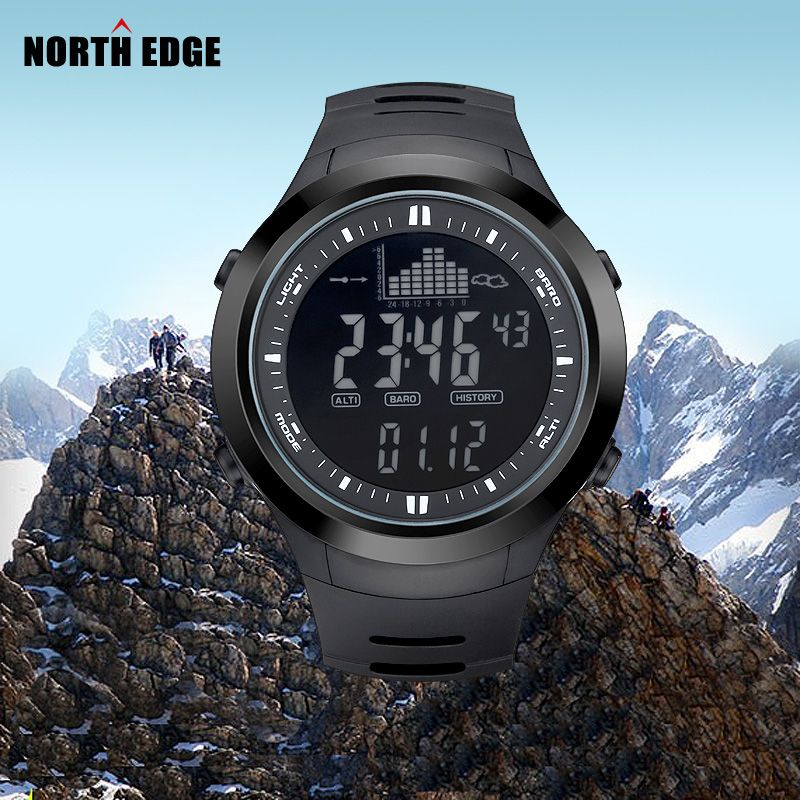 digital watch men watches outdoor digital watch clock fishing digital watch men watches outdoor digital watch clock fishing altimeter barometer thermometer altitude climbing hiking