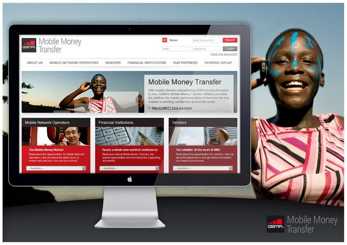 Vivid Lime Case Study - GSMA.The GSMA's Mobile Money Transfer (MMT) website brings together a huge and complex volume of information for a range of audiences in one, easy to use depository.    Utilising user-centric information architecture and the latest practices in web design and CMS solutions, the website and .mobi site satisfies the very different needs of core users such as mobile network operators, technology vendors and financial institutions whilst remaining informative and easy to…