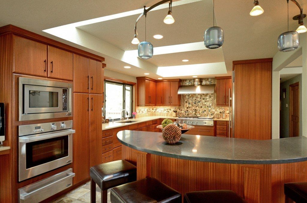 What's on Your Home Remodeling Wish List? Modern kitchen