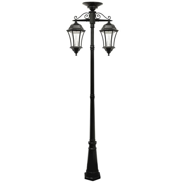 Overstock Com Online Shopping Bedding Furniture Electronics Jewelry Clothing More Outdoor Lamp Posts Lamp Post Lights Solar Lamp Post