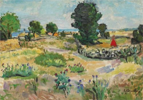 On the Coast - Ion Tuculescu